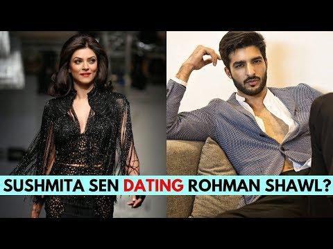 Are Sushmita Sen And Model Rohman Shawl Dating?