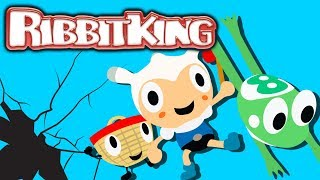RIBBIT KING | KBash Game Reviews