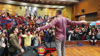 Ekin Uzunlar - Biz Dar Sokaklarında Trabzonspor marşı