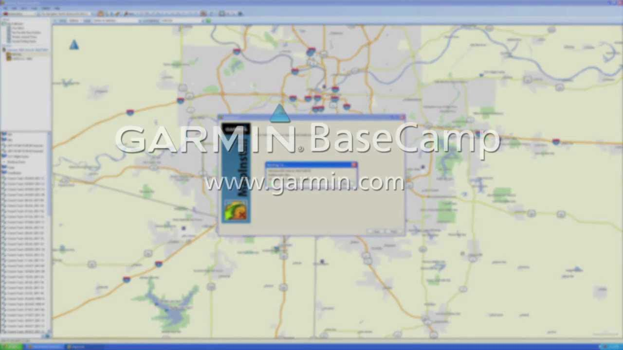 Garmin basecamp for mac