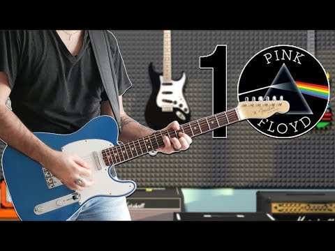 Top 10 Riffs: Pink Floyd