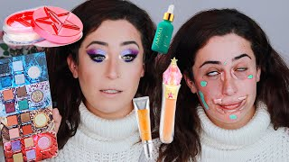NEW HYPED MAKEUP 🔥 WORTH IT? 💰Jolina Mennen