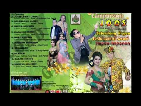CAK PERCIL ALBUM CAMPURSARI JOOS REVIEW