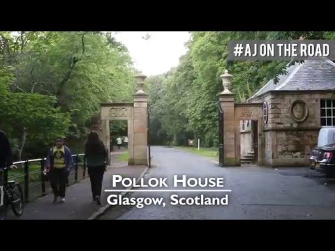 Pollok House: Glasgow, Scotland | History, Culture