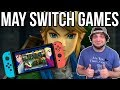Check out Swagbucks!: https://www.influencerlink.org/SH1y Looking for NEW Nintendo Switch games to pick up? There are a lot of games coming in May to the Switch, so let's break down the best...