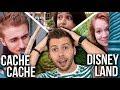 CACHE-CACHE GÉANT - 4 YOUTUBERS A DISNEYLAND
