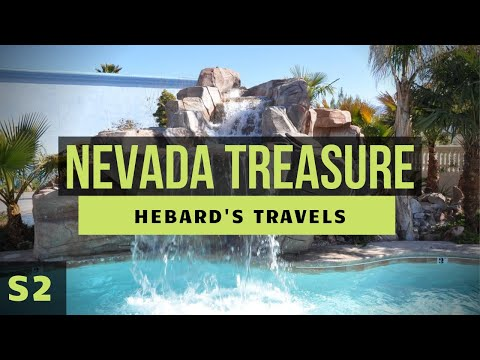 RV Nomad Life | Not What We Expected To Find: Nevada Treasure RV Park