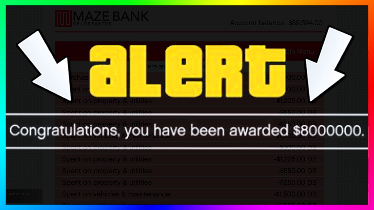 Endless Free Money Given To Gta Online Players By Rockstar More 5 You