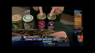 Shake Up Your Grocery List with Healthier Food - Part 1 (May 2012 on KARE 11)