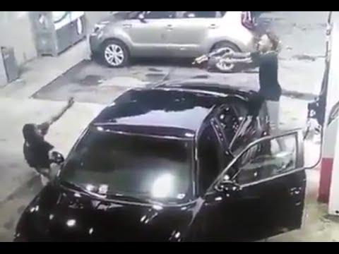 Jonesboro, GA - Gas Station Shootout