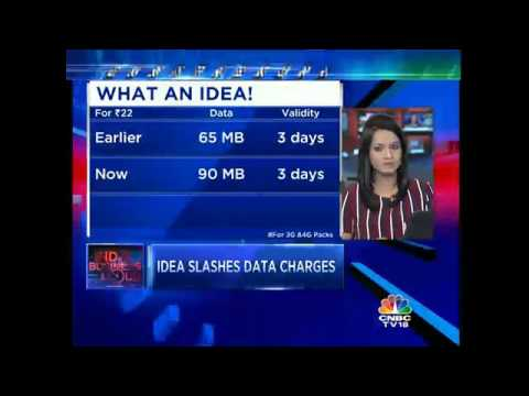 Idea Cuts Data Tariff After Airtel
