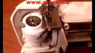 Ремонт мини швейной машинки 4в1 урок 5