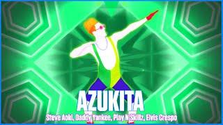 Just Dance 2019 Azukita by Steve Aoki Daddy Yankee Play-N-Skillz Elvis Crespo FanMade Mash ...