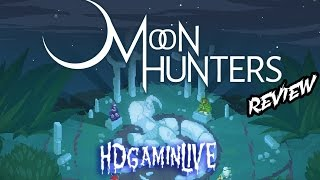 Moon Hunters PS4 Review - Zelda and The Binding of Issac