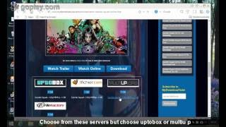 How  to download movies for free without any sign up...