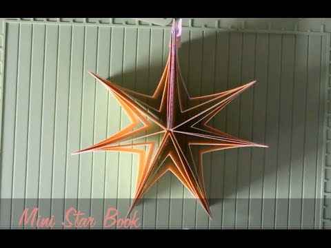 Mini Star Book
