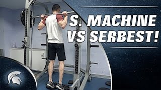 Bench Presste Neden Güçsüzüm? Smith machine vs Serbest Ağırlık