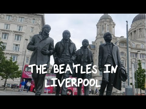 The Beatles' Connection to Liverpool