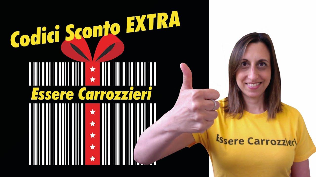 Vuoi ottenere Extra Sconti con Essere Carrozzieri?| Essere Carrozzieri