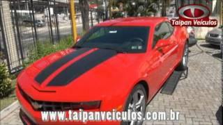 Carros Importados São José dos Campos Mustang Camaro FJ Cruiser