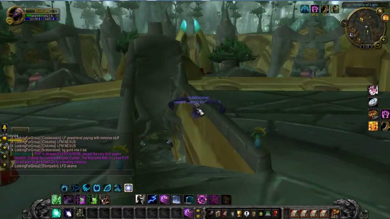 Eternal wow private server download