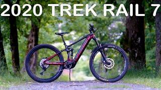 2020 Trek Rail 7 review - eMTB Videos