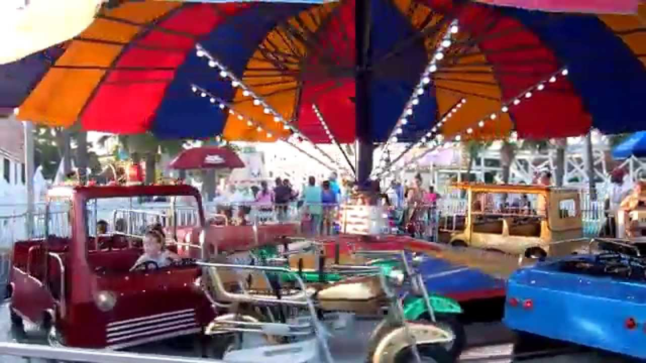 Carnival Rides Truck