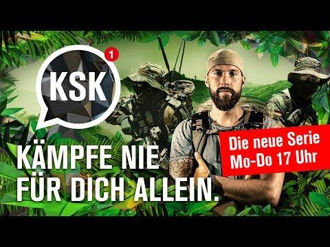 KSK - KÄMPFE NIE FÜR DICH ALLEIN | Bundeswehr Exclusive | Teaser