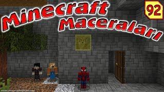 ÖRÜMCEK BEBEK KURTADAMI BULDU (Minecraft Maceraları Örümcek Adam)