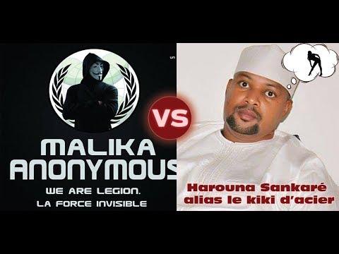 MaliKa l'enfant de la rue Vs Harouna Sankaré alias le KiKi d'acier