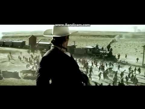 The Lone Ranger - train the battle begins