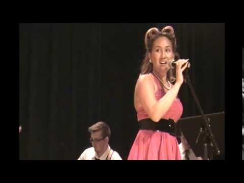 Julia Lee - The Spinach Song (JCC Jazz Rock Ensemble)