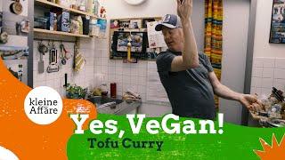 John Doyle – Yes, VeGan! Tofu Curry