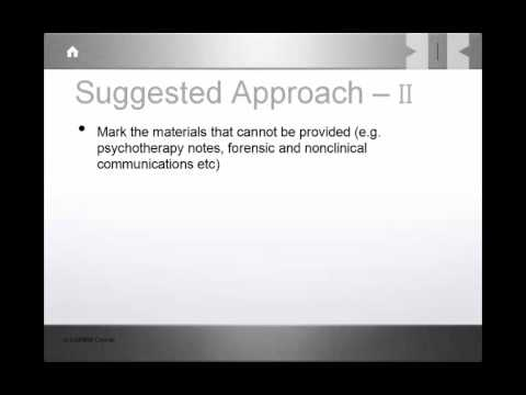 Case Notes: Vodcast Example - YouTube