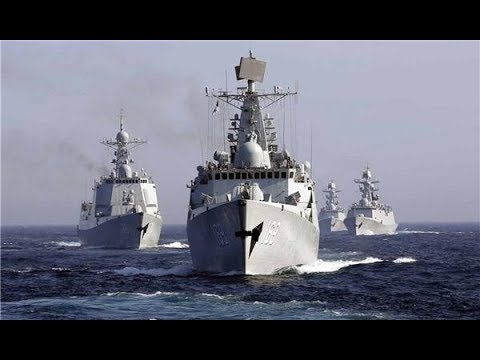 Russia's Navy Caspian Flotilla Celebrates 295th Anniversary of its Founding