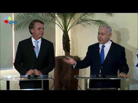 PM Netanyahu's Remarks at meeting with Brazilian President-Elect Bolsonaro