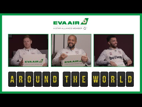 FREDERICKS, RANDOLPH & MARTIN | AROUND THE WORLD WITH EVA AIR
