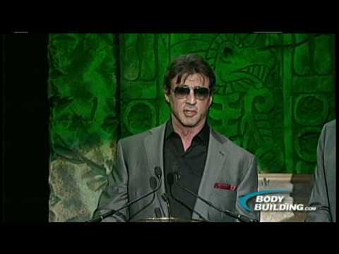 Sylvester Stallone Receives Lifetime Achievement Award