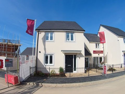 Linden Homes - The Denbury @ Montbray, Barnstaple, Devon  by Showhomesonline