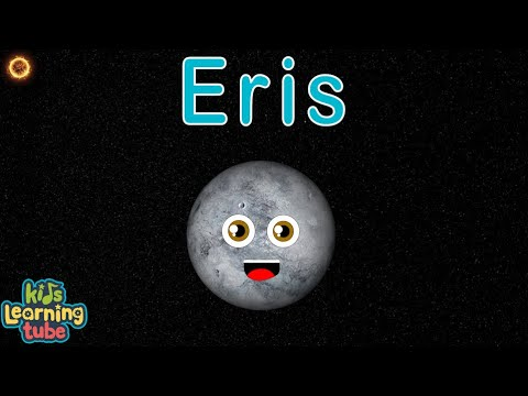 Eris Song for Kids/Dwarf Planet Eris Songs for Children