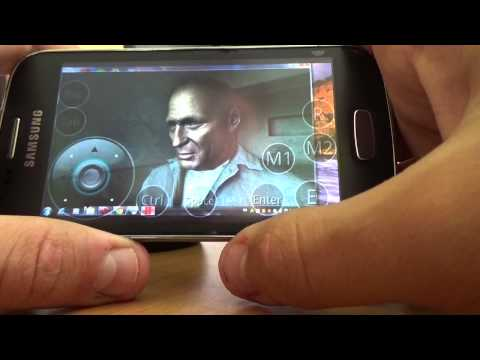 запуск Mafia 2 на андроид