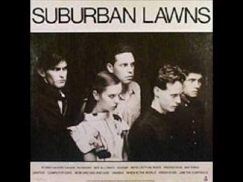 Suburban Lawns - Jam The Controls
