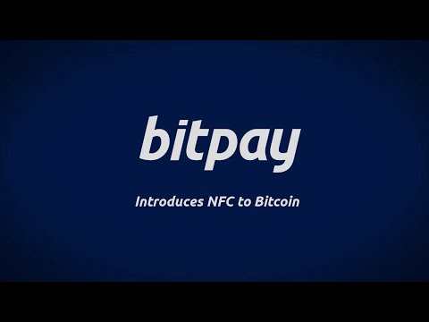 BitPay Brings NFC to Bitcoin in new Bitcoin Checkout App