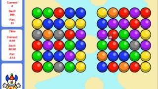 This is a video of gameplay from the puzzle game Lucky's Puzzle Car...