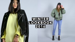 Winter Lookbook 2016