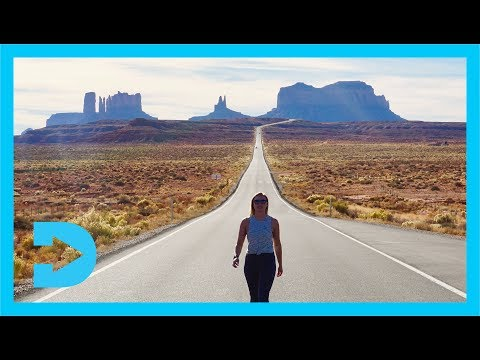 How to find Forest Gump Point at Monument Valley, Utah