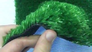 Искусственная трава Sintelon Levada(Обзор искусственной травы для дома и декора Sintelon Levada. Более детальная информация (цена, как купить, доставка..., 2016-02-18T11:19:17.000Z)