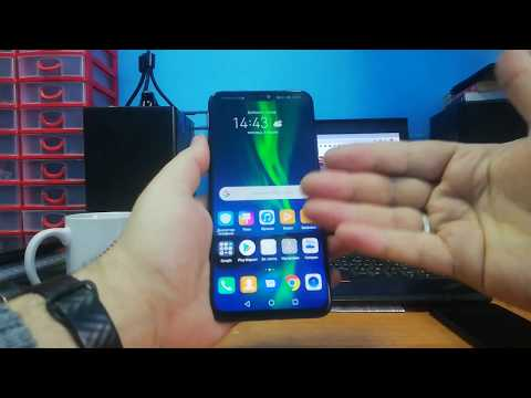 Сброс Google аккаунта Huawei Honor 8X MIUI 9 FRP Bypass Март 2020