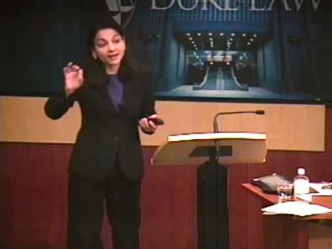 "Arti Rai - ""Open Source"" Biology: The Role of Law"
