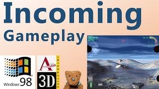 Incoming Gameplay Windows 98 Aureal Vortex A3D